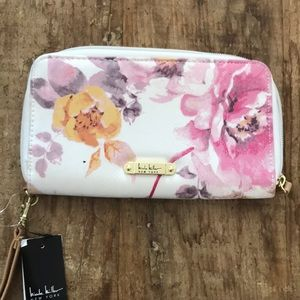 Brand New Nicole Miller wallet and wristlet
